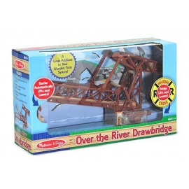 Over the river Drawbridge de Melissa and Doug