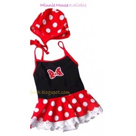 Minnie swimsuit (bañador)