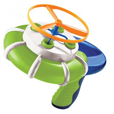 Bubble flying saucer de Tobar