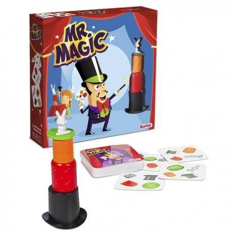 Mr. Magic -