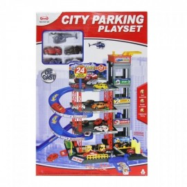 City parking playset