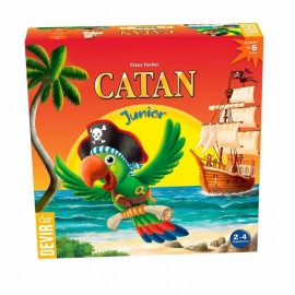 Catan junior de Devir