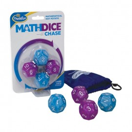 Math Dice Chase de ThinkFun