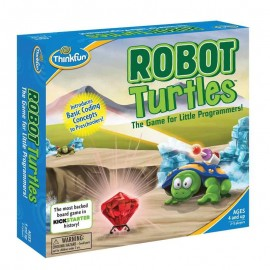 Robot Turtles (+4 años) de ThinkFun