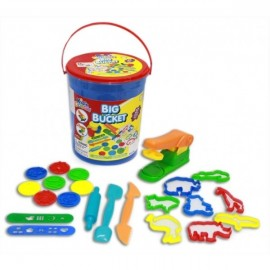 Cubo de plastilina big bucket