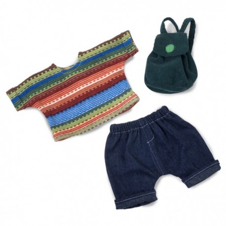 Conjunto R Cutie Back to school