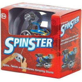 Spinster radiocontrol