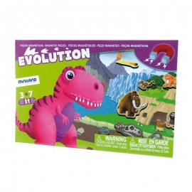 On the go discover evolution