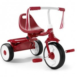 Triciclo plegable de Radio Flyer