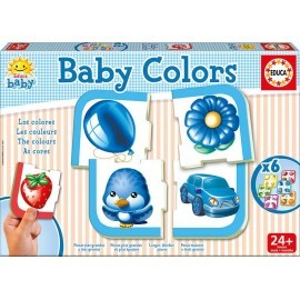 Baby colors de Educa