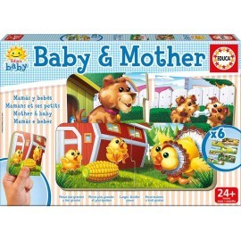 Baby & Mother de Educa