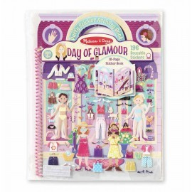 Stickers Day of Glamour de Melissa & Doug
