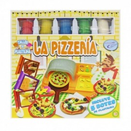 Set plastilina pizza party