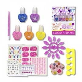 Set Manicura Nail Art,